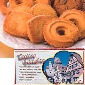 [ドイツお土産]ローテンブルククッキー 6箱セット【151127】