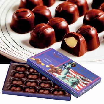 アメリカお土産 | USA マカデミアナッツ チョコレート【182006】