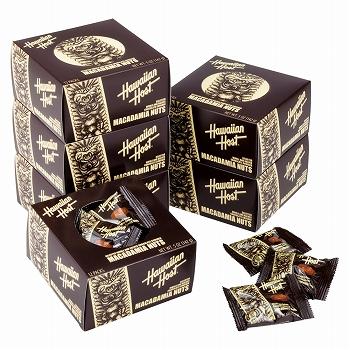 ハワイお土産 | ハワイアンホースト ミニパック ティキチョコレート 6箱セット【173014】