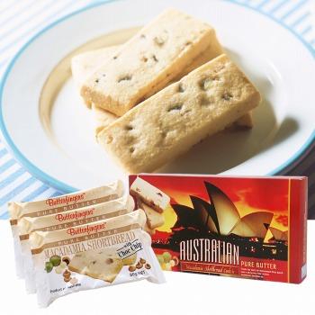 オーストラリアお土産 | マカデミアナッツ&チョコチップショートブレッド【175004】