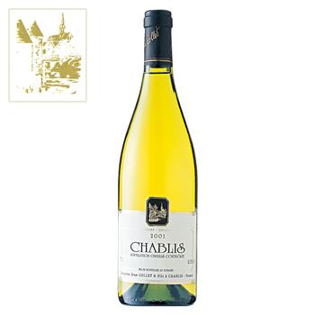 フランスお土産   シャブリ 白ワイン【R71028】