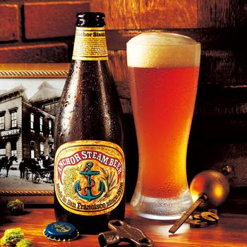 アメリカお土産 | アンカースチームエール ビール 6本セット【R72004】