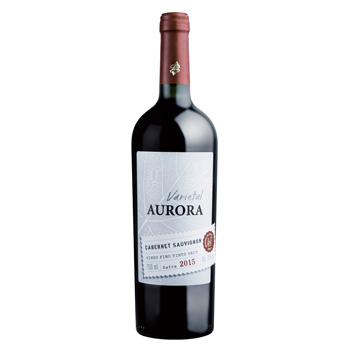 ブラジルお土産 | アウローラ カベルネ・ソーヴィニヨン 赤ワイン やや重口【R82035】