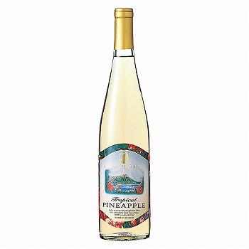 アメリカ・ハワイ・グアム・サイパンお土産 | パイナップルワイン フルーツワイン やや甘口【R82015】