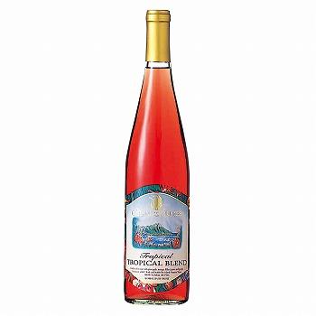 アメリカ・ハワイお土産 | トロピカルワイン フルーツワイン やや甘口【R82016】