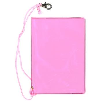 旅行用品 | パスポートホルダー ピンク 【105430】(パスポートカバー パスポートケース トラベルグッズ)