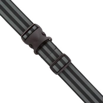 旅行用品 | ストレッチフィット スーツケースベルト ブラック【T46021】