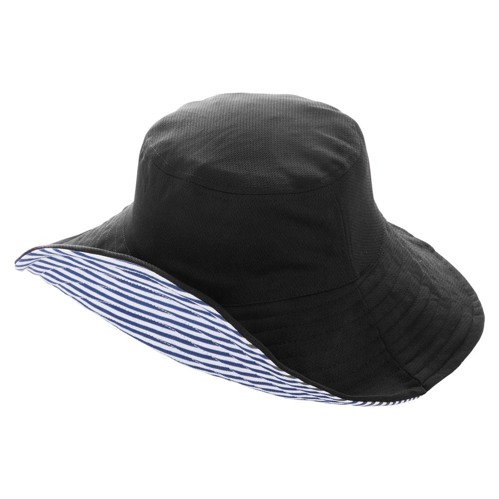 旅行用品 | 折りたためる リバーシブル UV帽子【T46400】