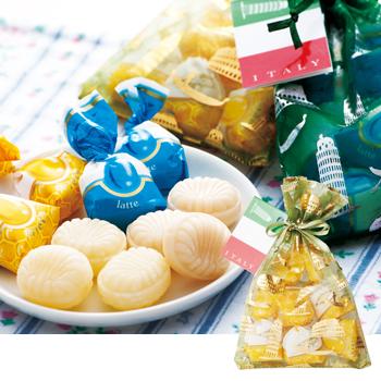 [イタリアお土産] イタリア オーガンジー袋入り ハニーキャンディ 【151089】 ★★★