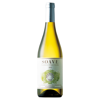 イタリアお土産 | ソアヴェ 白ワイン【R61030】