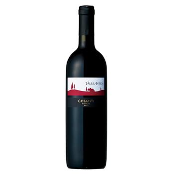 イタリアお土産 | ヴァレ・アンティカ キャンティ 赤ワイン【R61037】