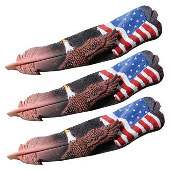 アメリカお土産   イーグルマグネット 3個セット【172054】