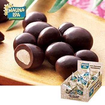 ハワイお土産 | マウナロア マカデミアナッツチョコ ミニパック【173010】