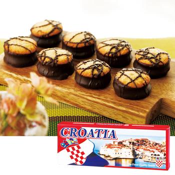 [クロアチアお土産] クロアチア チョコレートクッキー 6箱セット 【151290】 ★★★