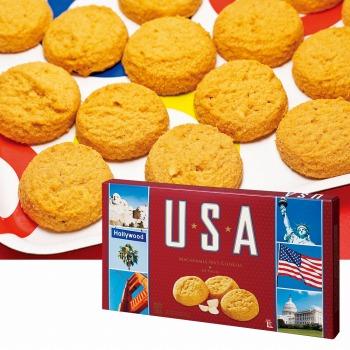 アメリカお土産   USA マカデミアナッツクッキー【172012】