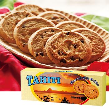 [賞味3/27]タヒチお土産 | タヒチ チョコチップクッキー【174106】
