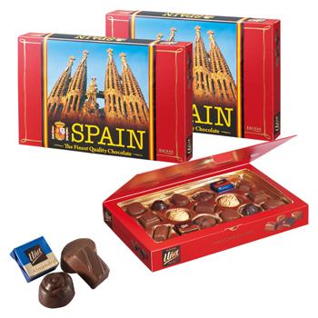 スペインお土産 | スペイン アソートチョコレート 3箱セット【171168】