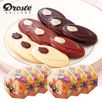 オランダお土産 | ドロステ チューリップチョコレート 6箱セット【171196】