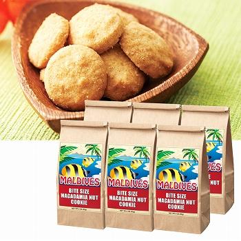 モルディブお土産 | モルディブクッキー 6袋セット【174046】