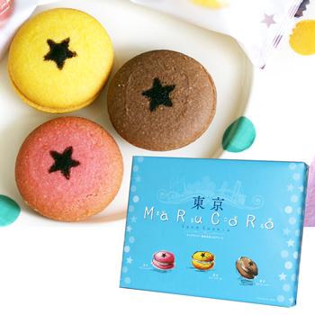 東京土産 | 東京まるころサンドクッキー 15個入り【J17105】