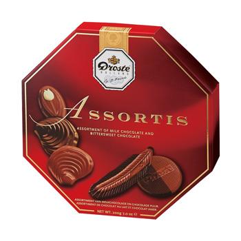 オランダお土産 | ドロステ アソートチョコレート 1箱【171197】