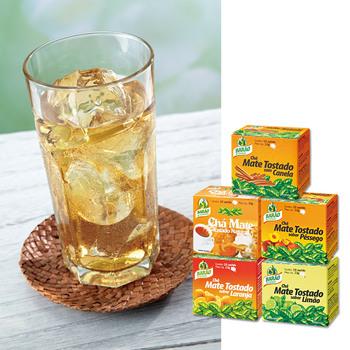ブラジルお土産 | BARAO マテ茶 5種セット【172139】