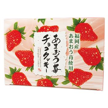 福岡土産 九州土産   あまおう苺チョコクッキー 20個入り【J17506】