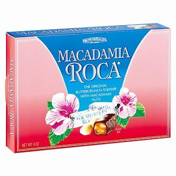 ブラウン&ヘーリー マカデミアロカ ボックス (チョコレートがけバタークランチ)【182100】