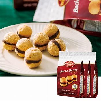 イタリアお土産|バッチ ダーマクッキー 3袋セット 【161081】