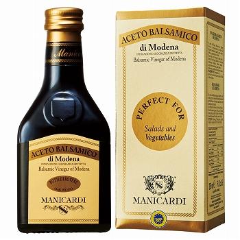 イタリアお土産|バルサミコ酢 マニカルディ 【161083】