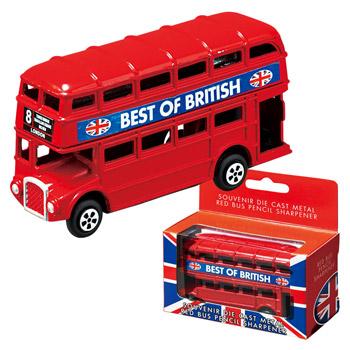 イギリスお土産 | ロンドンバス 鉛筆削り【171153】