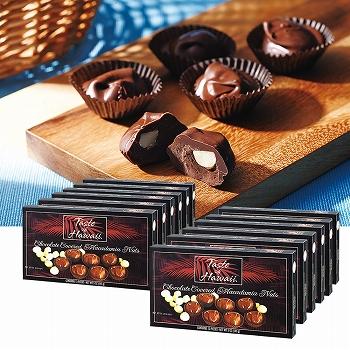 ハワイお土産 | テイストオブハワイ マカデミアナッツチョコレート 12箱セット【173042】
