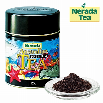 オーストラリアお土産 | ネラダ リーフティー グレイトバリアリーフ缶【175018】
