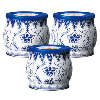デンマークお土産 | ダニッシュクッキー 3缶セット【171276】