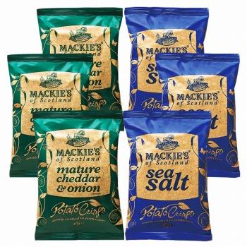 イギリスお土産 | マッキーズ ポテトチップス 2種6袋セット【171148】