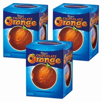イギリスお土産 | テリーズチョコレート オレンジミルク3箱セット【171136】