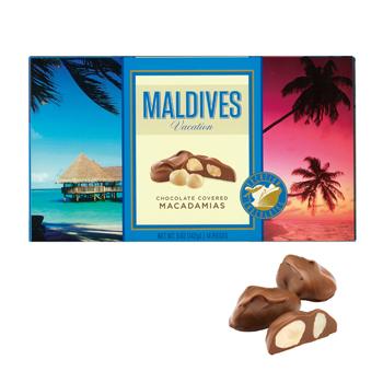 モルディブお土産 | モルディブ バケーションチョコレート 1箱【174043】