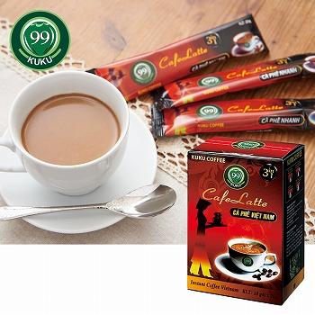 ベトナムお土産 | KUKU (クク) ベトナムインスタントコーヒー 3in1(スリーインワン)【186038】