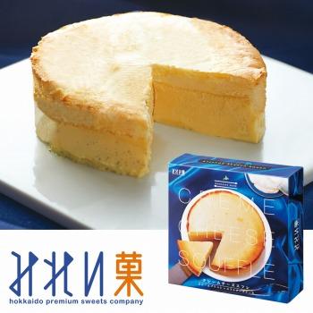 北海道土産 | みれい菓 クレームチーズスフレ [別送][代引・翌日配送不可]【J17208】