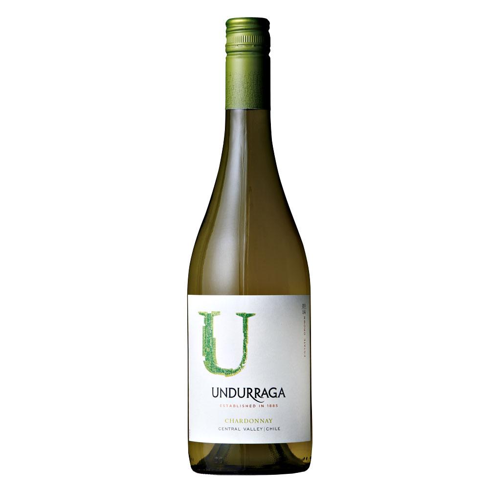 チリお土産 | ユー・バイ・ウンドラーガ シャルドネ 白ワイン 辛口【R72045】