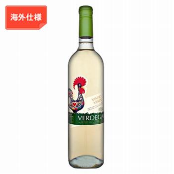 ポルトガルお土産   ヴェルデガ ヴィーニョ・ヴェルデ 白ワイン やや辛口【R81063】