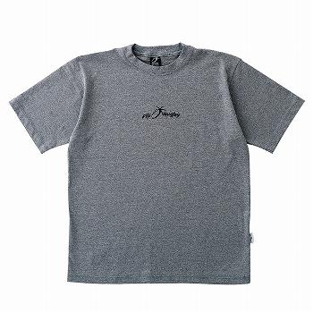 フィジーお土産 | フィジーラグビー オフィシャル スポーツTシャツ グレー【185087】