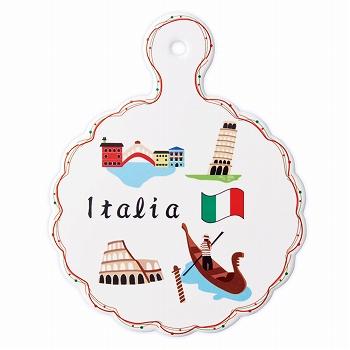 イタリアお土産 | イタリア鍋敷き【171043】