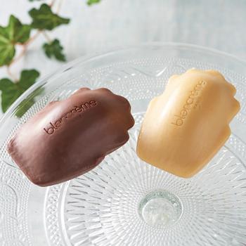フランスお土産   マドレーヌ ソープ 石けん 2種セット【181090】