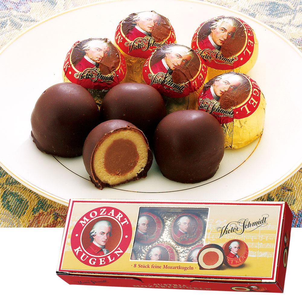 [オーストリアお土産]  モーツァルト チョコレート  【101188】