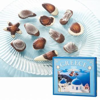ギリシャお土産 | ギリシャ チョコレート 1箱 【105406】