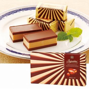 クロアチアお土産 | KRAS クラッシュ バヤデラ ヘーゼルナッツチョコレート【181254】