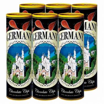 [ドイツお土産]ドイツ チョコチップス 6箱セット【151120】