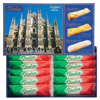 [イタリアお土産]イタリア フィンガーパフ 6箱セット【151062】