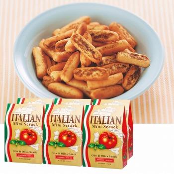 イタリアお土産 | イタリアン オリーブスナック 6箱セット 【151600】